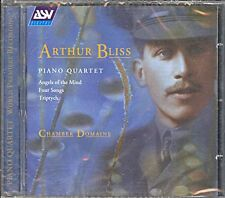 BLISS - Piano Quartet / Triptych / Angels Of The Mind - CHAMBER DOMAINE - NEW