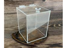 Korea Acrylic Display Exhibition Storage Decoration Figure Case Container Jar
