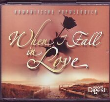 When I fall in love-Romantique popmelodien-READER 'S DIGEST 4 CD box