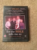 For the Bible Tells Me So (DVD, 2008)