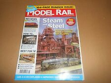 Model Rail Magazine 134 August 2009 Steam Train Railways Modelling j