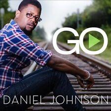 Go by Daniel Johnson (Vocals) (CD, Feb-2014, Entertainment One)