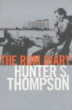 The Rum Diary, S, Thompson Hunter, Good Condition Book, ISBN 0747543151