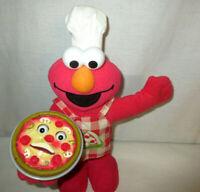 Fisher Price Sesame Street Elmo with Pizza