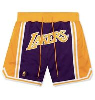 New LA Lakers Mitchell & Ness x Just Don 1996-97 Road Shorts (Purple)XXL Sealed