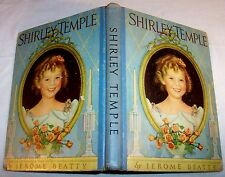 1935 SHIRLEY TEMPLE Child Film Star Movies Little Girl Bright Eyes Curly Top