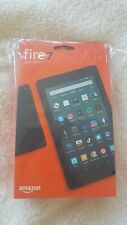 Brand  New Amazon Kindle Fire HD 7 16GB, Wi-Fi, 7in - Black with protective case