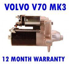 VOLVO V70 MK3 MK III 1.6 ESTATE 2010 2011 2012 2013 2014 2015 STARTER MOTOR