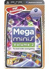 MEGA MINIS  volume 3          -----   pour PSP