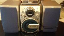 Universum Kompakt Stereoanlage CD Player & Kassettendeck Musikanlage
