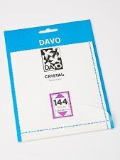 DAVO CRISTAL STROKEN MOUNTS C144 (128 x 148) 10 STK/PCS