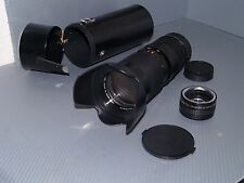 Nikon DIGITAL fit 85 210mm 400mm zoom lens D3200 D3300 D3400 D5200 D5300 D5500 +
