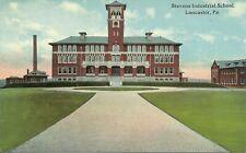 Lancaster Pennsylvania 1910 Postcard Stevesn Industrial School