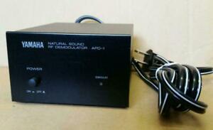 Yamaha APD-1 AC-3 Demodulator   RF Laserdisc