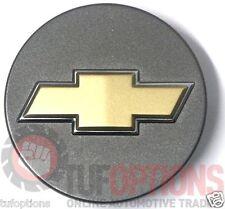 SINGLE NEW GM VT WH WK WL VX VY VZ VE WM Chev Grey Wheel Caps - 92179292