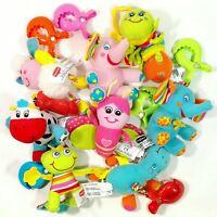 TinyLove Baby Kid Child Flutter Rattle Crinkle Crib Bed Gym Pram Soft Toy Doll