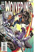 °WOLVERINE #96 CAMPFIRE TALES° US Marvel 1995 + X-Men
