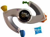 Bop It! XT Electronic Handheld Toy 2010 Hasbro White.    -Tested-