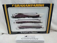 Graham Farish 158 3 Car DMU TRANS PENNINE XPRESS NORTHERN SPRITE 371-525 N Gauge