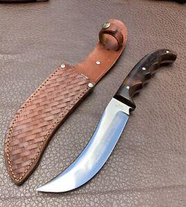 Vintage Othello Original Trapper Knife handmade Unused Solingen Germany Hunting