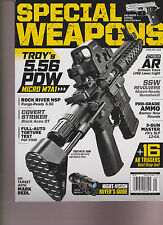 SPECIAL WEAPONS FOR MILITARY & POLICE MAGAZINE APRIL/MAY 2016.