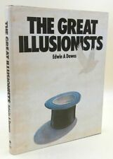 The great illusionists, Edwin A dawes, Chartwell books englisch