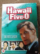 Hawaii Five-O: The First Season [DVD] - DVD Freepost