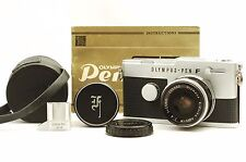 @ Ship in 24 Hrs! @ Near Mint! @ Olympus Pen FT 35mm Half Frame Camera 25mm f4