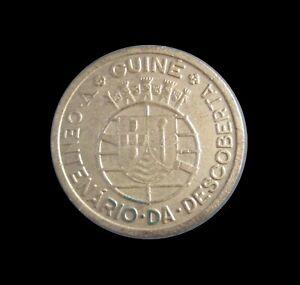 PORTUGUESE GUINEA BISSAU 50 CENTAVOS 1946 KM 6 #8040#