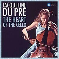 JACQUELINE DU PRE-THE HEART OF THE CELLO - DU PRE,JACQUELINE   VINYL LP NEW+