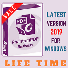 Foxit PhantomPDF Business 2019 v9.6 || Latest Version + Life-Time license