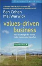 Values-Driven Business: How to Change the World, Make Money, and Have Fun (Paper
