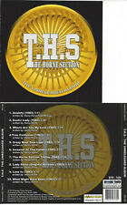 SOUL T.H.S. The Horne Section The Unreleased Album CD 1983 SUPERULTRAMEGARARE!!!