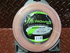"""Procore / Maxicore USA 3mm Square edge .120"""" 72ft 22m bruchcutter trimmer line"""
