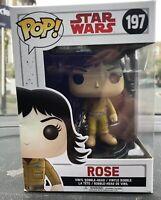 Rose: Star Wars The Last Jedi - Episode VIII Funko POP! Vinyl Bobble-Head #197