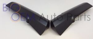 2011-2019 RAM 1500 2500 3500 Trailer Tow Mirror Arm Cover Set Left & Right OEM