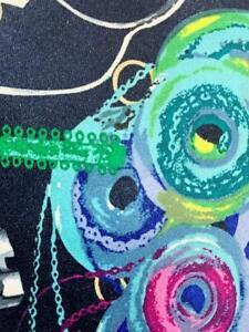 NC PLATINUM BLACK GRAY BLUE GREEN TOOLS ART DECOR POLY NECKTIE TIE MSE1520A #P40