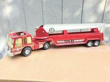 Nylint Aerial Hook and Ladder No. 5 Fire Truck Great Condition! Works!
