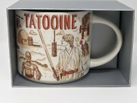 Tatooine Star Wars Galaxy's Edge Starbucks Been There Series Mug Disney Parks