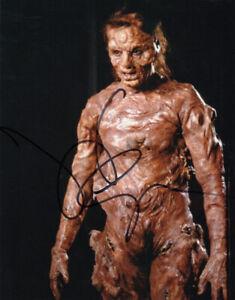 Jeff Goldblum signed The Fly 10x8 photo AFTAL & UACC [15680] + OnlineCOA