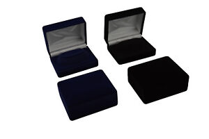 1 x Luxury Velvet Bracelet/Bangle Box - Bangle Gift Presentation Storage Box