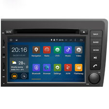 Quad Core Android 5.1.1 Two din Car DVD Player for VOLVO S60 V70 XC70 GPS Radio