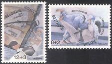 Belgium 1984 Olympic Games/Olympics/Sports/Judo/Windsurfing 2v set (n43497)
