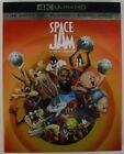 Space Jam A New Legacy (4K UHD + Blu-ray + Digital + Slipcover, New & Sealed)
