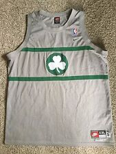VTG Nike Paul Pierce Boston Celtics Jersey Swingman Throwback NBA Sewn Sz XXL