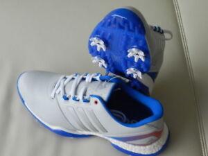 Adidas Adipower Boost 3 Golfschuhe Damen waterproof Gr.40 UK 6,5  UVP 170 Euro