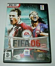 Fifa 06 PC (edición española buen estado)