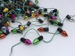 50cm Length Christmas Embellishments Tiny Fairy Lights Garland Craft (non light)