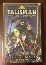 Board Game Talisman The Reaper Expansion Fantasy Flight Games never played OOP