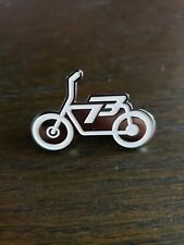 LOT/3 Metal LAPEL PINS Super 73 Super73 Electric Motorbike Accessory Logo Decal
